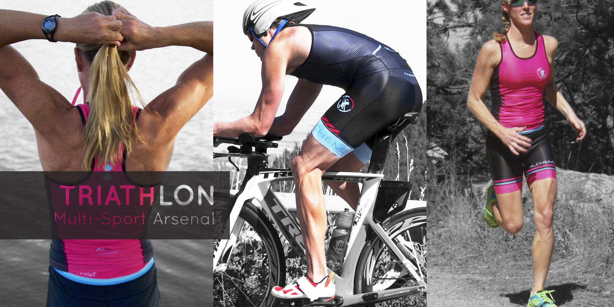 02afe693942 Triathlon - Alchemist Custom Cycling Apparel